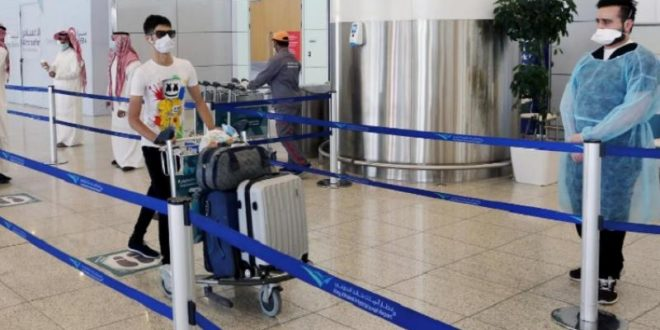 موعد فتح الطيران بين مصر والسعودية